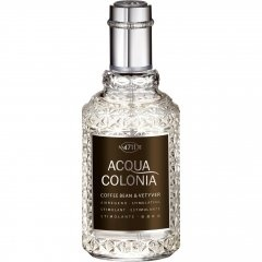 Acqua Colonia Coffee Bean & Vetyver by 4711