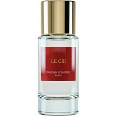 Le Cri / Le Cri de la Lumière von Parfum d'Empire