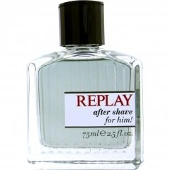 Replay for Him! (After Shave) by Replay