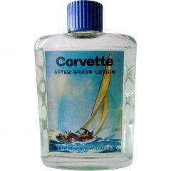 Corvette (After Shave Lotion) von Goya
