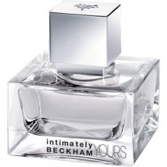 Intimately Yours Men by David Beckham