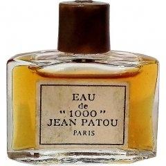 1000 (Eau de Toilette) by Jean Patou