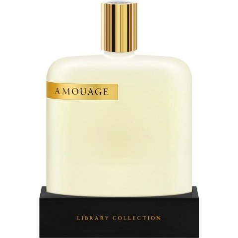 Library Collection - Opus IV by Amouage