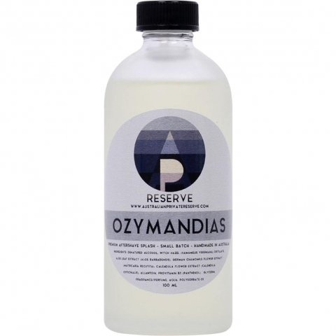 Ozymandias (Aftershave) by Australian Private Reserve