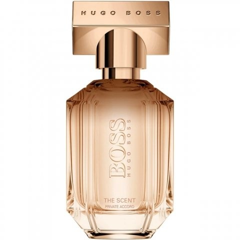 The Scent Private Accord for Her by Hugo Boss