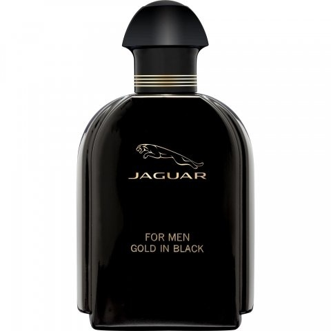 Jaguar for Men Gold in Black by Jaguar