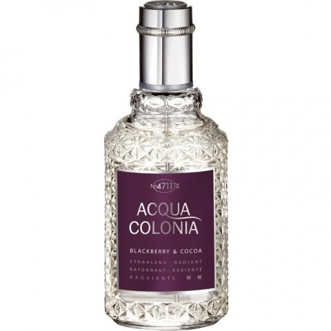 Acqua Colonia Blackberry & Cocoa von 4711