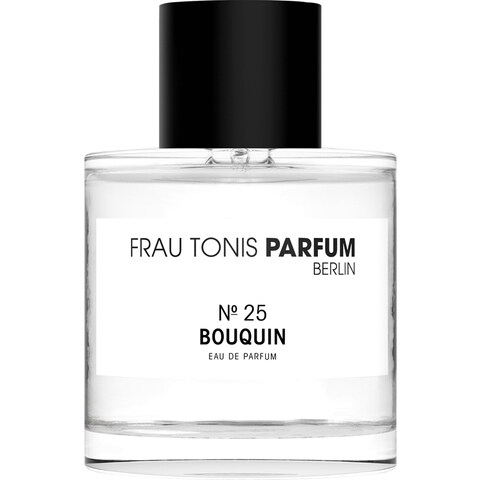 № 25 Bouquin by Frau Tonis Parfum