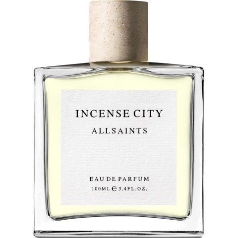 Incense City by AllSaints