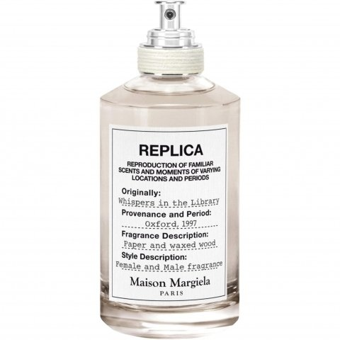 Replica - Whispers in the Library von Maison Margiela