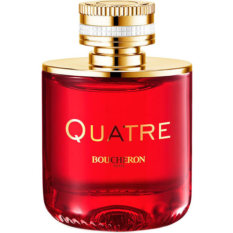 Quatre en Rouge by Boucheron