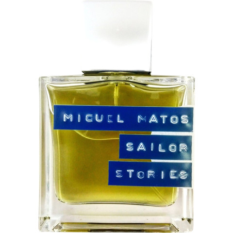 Sailor Stories by Miguel Matos