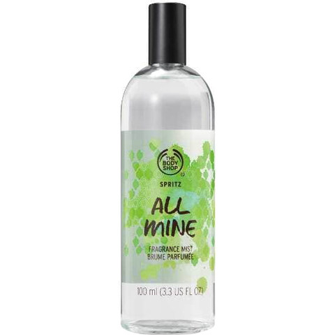 All Mine by The Body Shop