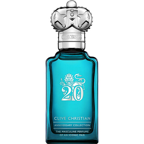 Anniversary Collection - 20: The Masculine Perfume of an Iconic Pair by Clive Christian