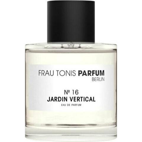 № 16 Jardin Vertical von Frau Tonis Parfum