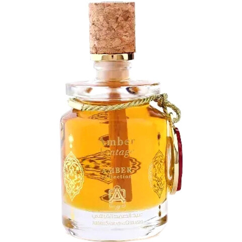 Amber Collection - Amber Vintage (Perfume Oil) von Abdul Samad Al Qurashi / عبدالصمد القرشي