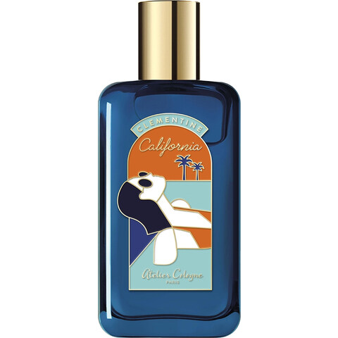 Clémentine California Limited Edition von Atelier Cologne