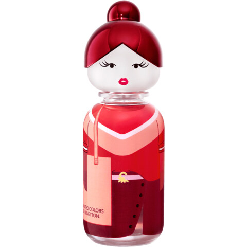 Sisterland - Red Rose by Benetton
