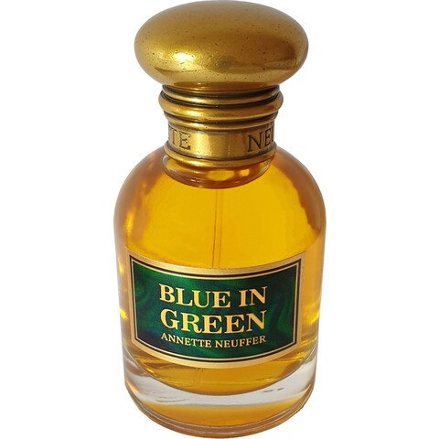 Blue In Green by Annette Neuffer