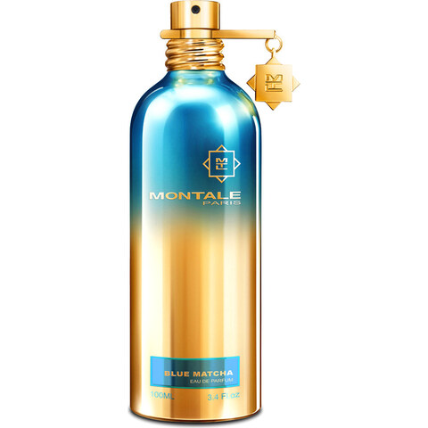 Blue Matcha by Montale