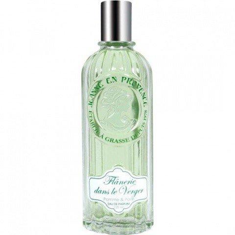 Flânerie dans le Verger - Pomme & Poire von Jeanne en Provence