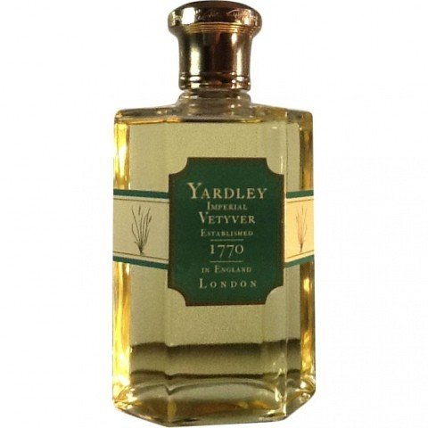 Imperial Vetyver by Yardley