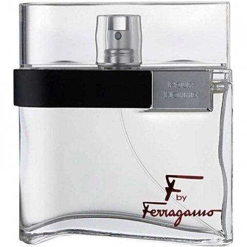 F by Ferragamo pour Homme Black (Eau de Toilette) von Salvatore Ferragamo