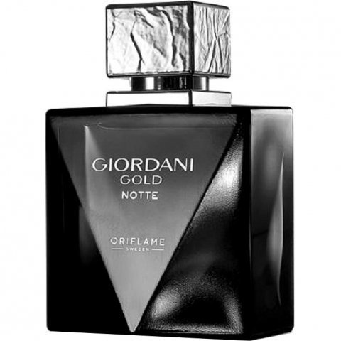 Giordani Gold Notte / Giordani Man Notte by Oriflame
