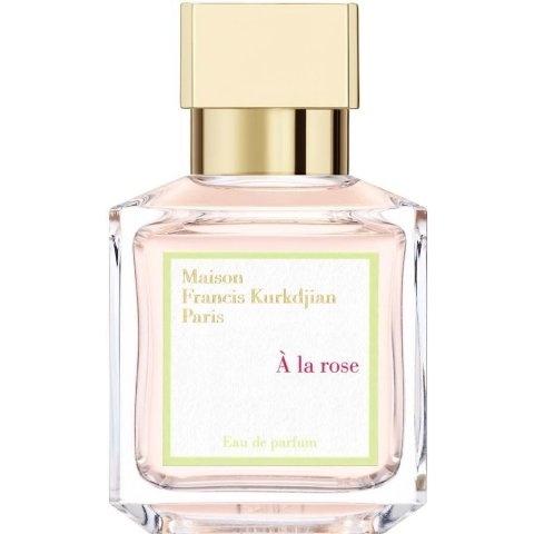 À la Rose (Eau de Parfum) by Maison Francis Kurkdjian