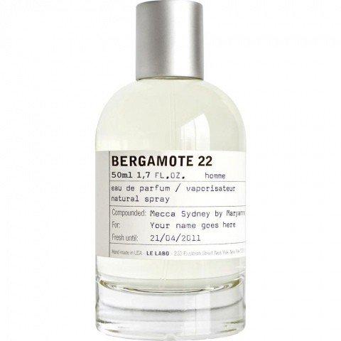 Bergamote 22 (Eau de Parfum) by Le Labo