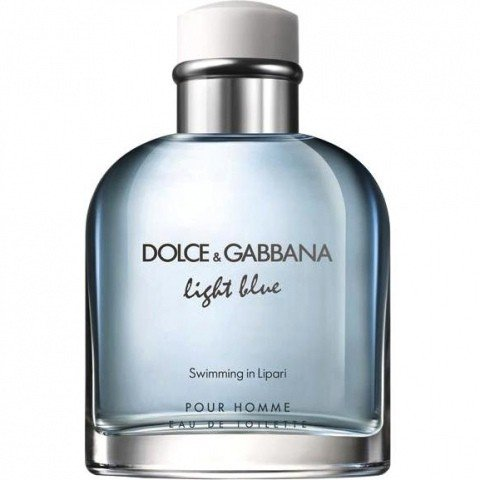 Light Blue pour Homme Swimming in Lipari by Dolce & Gabbana