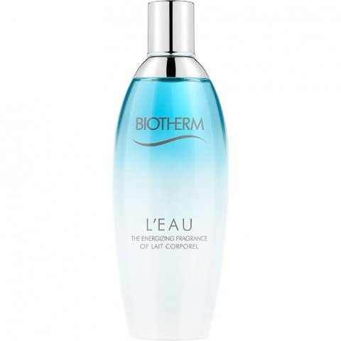 L'Eau - The Energizing Fragrance of Lait Corporel by Biotherm
