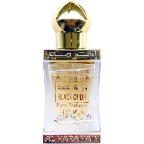 Black Oudh by Al Haramain