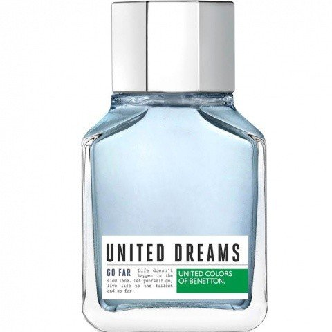 United Dreams - Go Far by Benetton