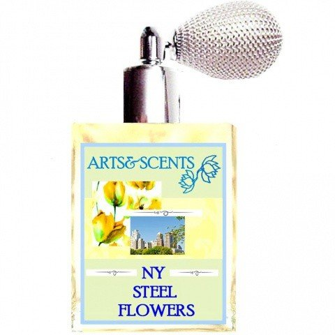 NY Steel Flowers von Arts&Scents