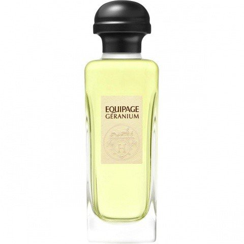 Equipage Géranium by Hermès