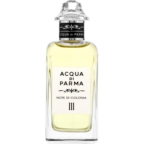 Note di Colonia III von Acqua di Parma