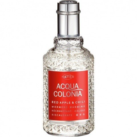 Acqua Colonia Red Apple & Chili by 4711
