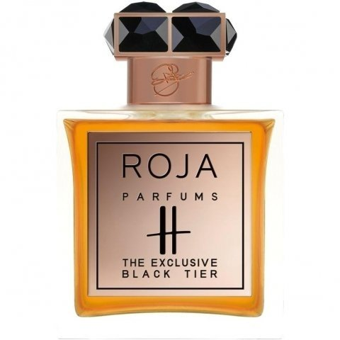 H - The Exclusive Black Tier by Roja Parfums