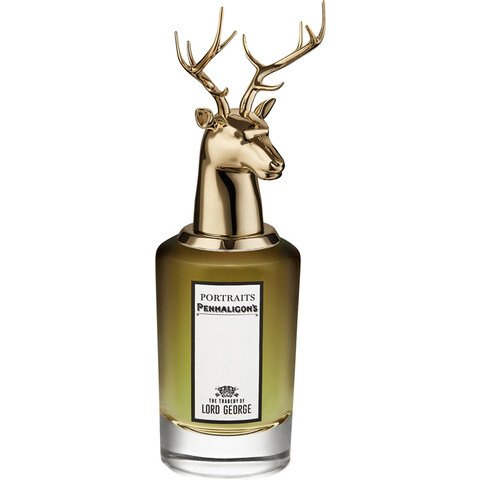 Portraits - The Tragedy of Lord George by Penhaligon's