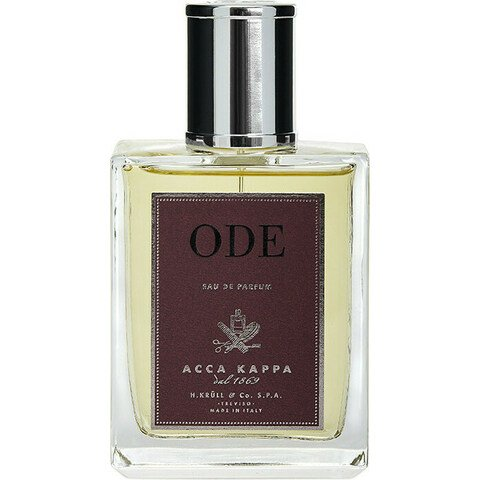 Ode by Acca Kappa