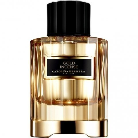 Confidential - Gold Incense by Carolina Herrera