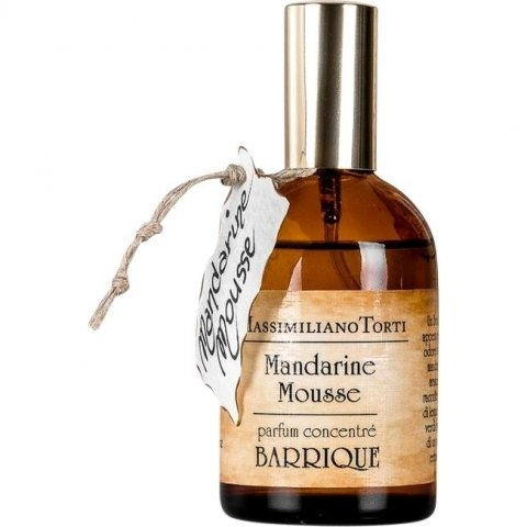 Mandarine Mousse by Massimiliano – Il Profumiere