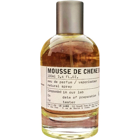 Mousse de Chêne 30 by Le Labo