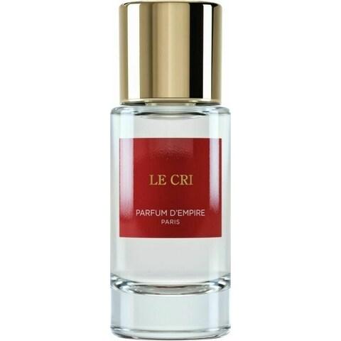 Le Cri / Le Cri de la Lumière by Parfum d'Empire