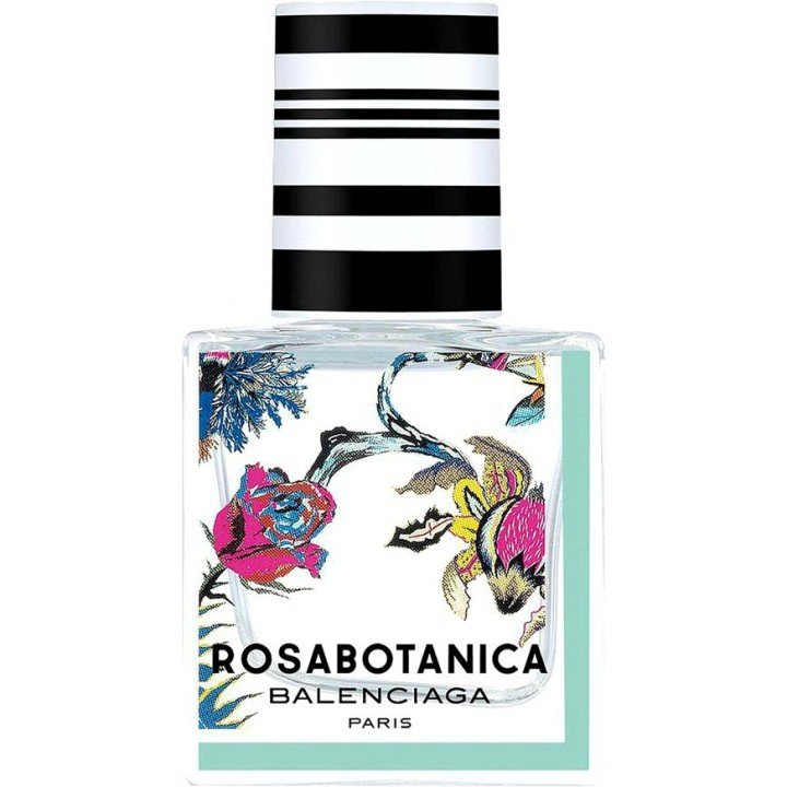 Rosabotanica Balenciaga perfume - a fragrance for women 2013