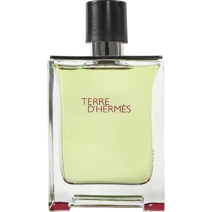 Hermès Terre Dhermès Parfum Duftbeschreibung
