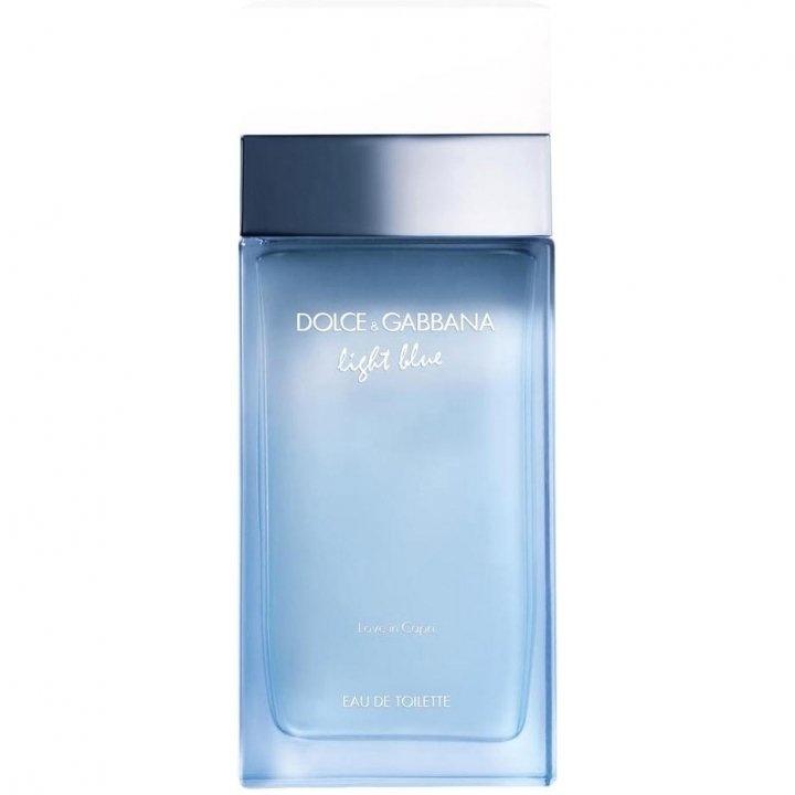 Dolce Amp Gabbana Light Blue Love In Capri Reviews