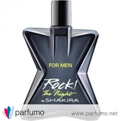 Rock! The Night for Men by Shakira