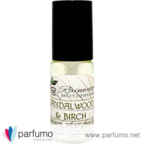 Sandalwood & Birch von Rainwater Botanicals